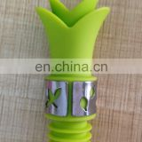 Kitchen Bar Party Silicone Lily Bottle Stopper Leakproof Wine Anti Spill Cork