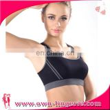 wholesale new styel pink sexy bra for women sport bra