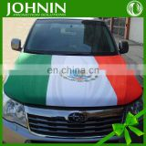 all world flag top selling high quality custom printing car hood cover