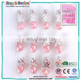 2016 New Item kids birthday party supplies smalls drop clip earrings for sale
