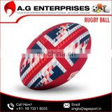 Official Sized Cheap Good Quality League Rugby Ball