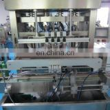 Automatic high viscosity liquid filling machine