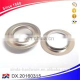 metal eyelets and grommets for textiles and leather products