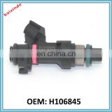 fuel injector original quality oem# H106845 FOR RENAULT