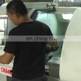 Siemens cnc controller metal thread cutting CK6432A cnc lathes machine tol with low cost