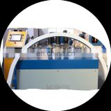 Excellent CNC arch profile bending machine for aluminum window and door