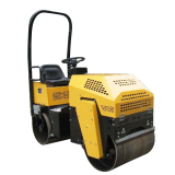Hot sale small A-60 vibratory roller and compactor with diesel