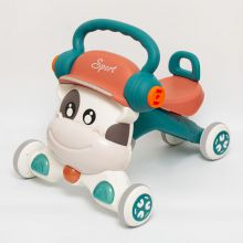 3 in 1 multifunctional baby toy car walker scooter booster