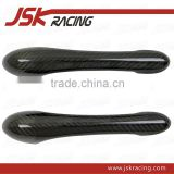 CARBON FIBER EXTERIOR DOOR PULLS HANDLES LEFT AND RIGHT FOR MASERATI GRANTURISMO GRANCABRIO