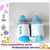 Factory Promotion Custom Made Plush Pet Products corduroy dog toys