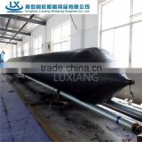 luxiang brand 1.0*15m lifting pneumatic marine airbag for ship launching                                                                         Quality Choice
