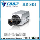 Electrical External Adjust Zoom Camera OSD panel control Standard CS Connector ICR HD-SDI Box Camera