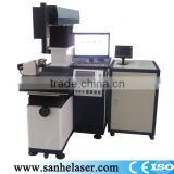 Factory direct 3HE High speed Galvo laser welding machine 180w/300w low price for moblie phone/MP3/MP4/GPS