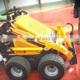 mini skid steer loader dingo for sale,mini carregadeira,Bobcat like,quick hitch,various attachments