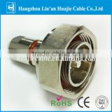 7/16 din connector for 1/4' RF CABLE