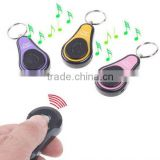 Battery Powered RF Wireless Super Key Chain alarm electronic key Finder Alarm