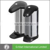 1000ml Touchless Stainless Steel Automatic Sensor Foam Soap Dispensers,Electric Soap Dispenser