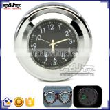 BJ-HBW-007 High Precision Clock with Luminous Numbers Motorcycle Clock Motorcycle Windscreen Watch