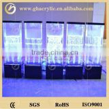 Customized water pannel bubble walls acrylic bubble wall                                                                         Quality Choice