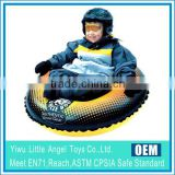 Hot Design 2015 Winter Toys tube Inflatable snow Sled