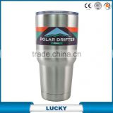 Stainless Steel Insulated Office Chinese Commercial Tea Cup Pot