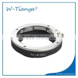 Lens Adapter For Leica M LM to Sny E-Mount NEX-5 NEX-3 NEX-7 NEX-5N NEX-3C DC80