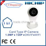 Small CCTV Camera and Card Type Cheap Wireless Smallest Mini Indoor Wifi IP Camera