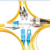 Outdoor optical fiber cable patch cord termination LC/SC/FC/ST/MU/MTRJ NingBo export port
