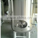 Stainless Steel Three-Layer Beer Bright Tank Stainless Steel Jacketed Bright Beer Tank Hotel Beer Serving Tank 100HL