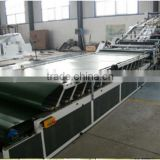 high speed semi automatic corrugated paperboard laminatoring machine