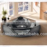 Massage spa bathtub chinese hot tub indoor spa bathtub with LED light G657