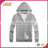 Wholesale plain fashion custom sports wear zip up hoddies for men lovers parent child clothes                                                                         Quality Choice