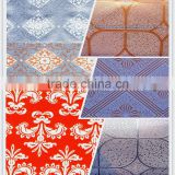 Linyi gypsum ceiling tile, 3D painted all kinds of patterns