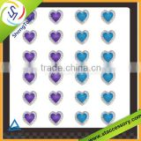 2014 new Bling Scrapbooking crafting gemstone stickers