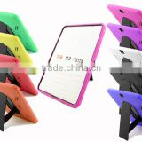 Factory manufacturer drop resistant protective tablet case for Samsung Galaxy Tab S2 T815/T817 bumper cover