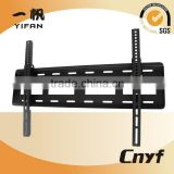 hot selling lcd tv wall mount bracket,32''-62'' black sliding 5 degree tilted fixed lcd wall mount