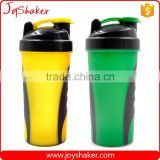 2016 New Product BPA Safe Shaker Protein JoyShaker Bottles with Mixing Spring                                                                                         Most Popular