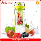 JoyShaker Infuser Water Bottle Large Fruit Infusion Sport Detox Bottle BPA free 32 Ounce                                                                         Quality Choice