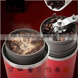 Protable coffee maker double wall stainless steel tumbler stainless filter dripper