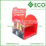 plastic corrugated box Long-lasting offset printing corrugated plastic box for chocolate