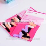 Mendior Cosmetic Beauty Eyeshadow Sticks Latex rubber foam Sponge Make Up Tools 12pcs support OEM/ODM