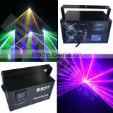4w RGB text dj laser 3D animation scanner light ILDA DMX SD CARD Sound activated Professional Stage laser light show