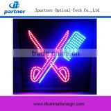 Hot Sale Hair Salon Led Sign