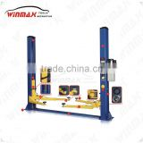 WINMAX Cheap Launch Two Post Car Parking Lift For Sale WT04882