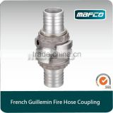 Aluminum guillemin fire hose couplings