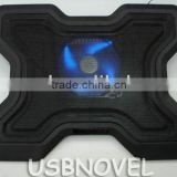 USB laptop cooling pad