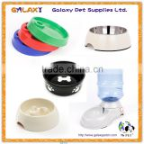 pet product plastic pet water fountain stainless steel dog bowl automatic pet feeder dog feeder                                                                         Quality Choice