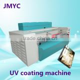 CE standard UV varnish machine for photo book making after printing