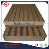 good quality long-life wood plastic composite solid decks extruded wood plastic composite swimming pool deck