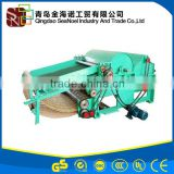 High efficiency textile cotton waste recycling machine